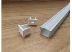 MAX-23 LED Extruded Aluminum Channel