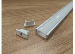MAX-28 Recessed LED Aluminum Channel Profile