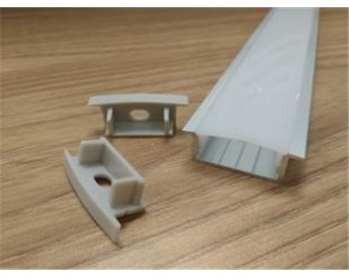 MAX-107 Customized LED Strip Light Aluminium Profile