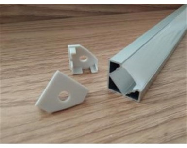 MAX-116 Triangle LED Aluminum Extrusions
