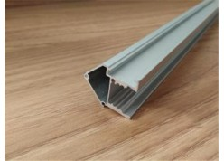 MAX-122 Corner LED Aluminum Extrusion Profiles with Square Cover