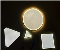 Customized Shape LED Light Sheet Products