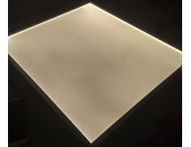 Frameless LED panel