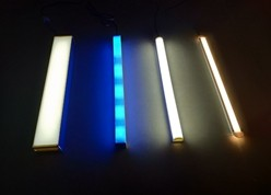 LED Aluminum Alloy Channel