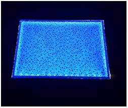 LED Light Panel Backlit Stained Glass