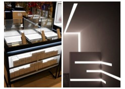 LED Light Sheet and LED Aluminum Channel