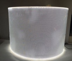 Customized Curved LED Light Panel
