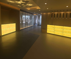 Front Counter Light Panel