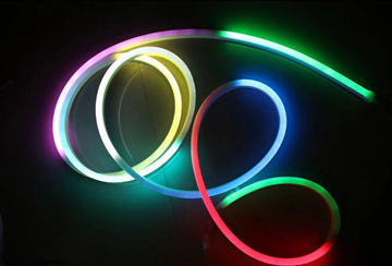 Flexible Soft Silicone LED Tube