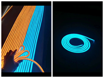 Soft LED Rubber Strip