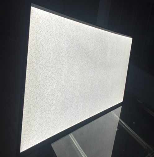 2 and 1 led light panel plus fabric
