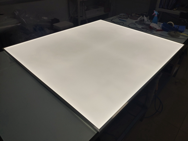 Light Guide Plate with Aluminum Frame